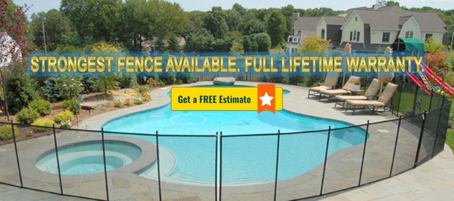 Pool Fences Nj Pool Safety Fences Life Saver Pool Fence North